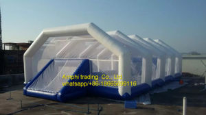 Inflatable Cubic Tent with Logo Printing