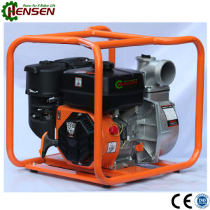 2 Inch Self-Priming Gasoline Water Pump for Irrigation pictures & photos
