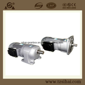 in Line Helical Gearbox Helical Speed Reducer