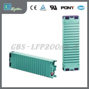 200ah Rechargeable Electric Car Battery; 3.2V Lithium Ion Car Battery; 200ah LiFePO4 Battery Gbs-LFP200ah pictures & photos