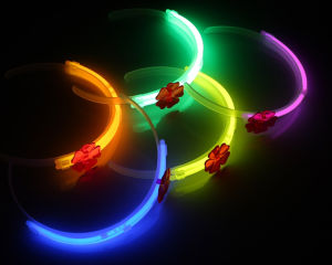 Girl Lovely Hot Selling Fashion Party Glow Stick Hairpin pictures & photos