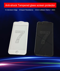 Anti-Fingerprint Ultra Thin 0.33mm Tempered Glass Screen Protective Film for iPhone 6 /6 Plus