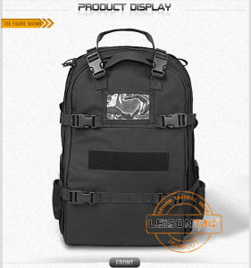 Police Backpack of 1000d Nylon with 2 Small Tool Bags pictures & photos