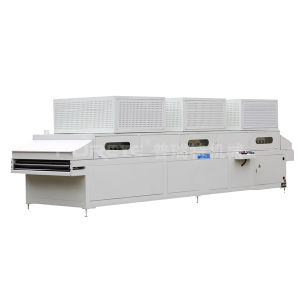 IR Air Jet Heating Oven Machine with Ce