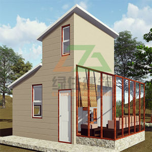 SIP Panel Commercial Mansion Prefab House for Family Home Living