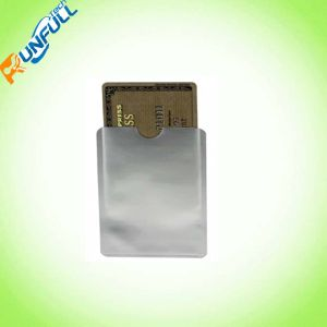 Colorful Plastic Card Holder/Card Sleeve to Protect Credit Card/Bank Card pictures & photos