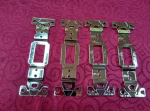 Precision Press Metal Part for Appliance