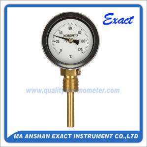 Hot Water Thermometer - Bimetal Thermometer - Pipe Thermometer