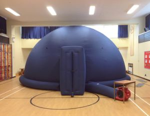 Inflatable Classroom Projection Planetarium for Sale pictures & photos