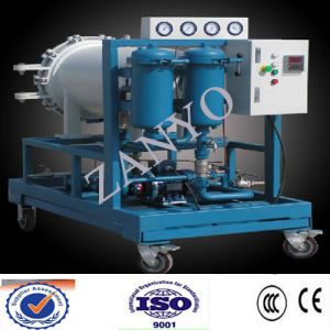 Gas Station Oil Purifier Fo Treating Light Oil and Fuel Oil