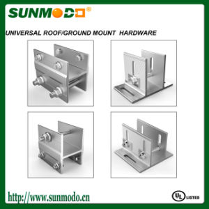 Aluminum Solar Mounting Components