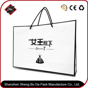 Customzied Logo Paper Gift Packaging Bag pictures & photos