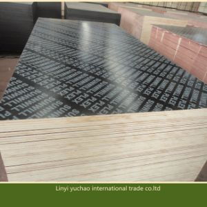 12mm Film Faced Plywood for Construction Building Material pictures & photos