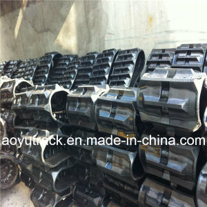 Rubber Tracks for Kubota Harvesters pictures & photos