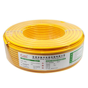High Quality PVC Copper Electric/Electrical Wire Rope pictures & photos