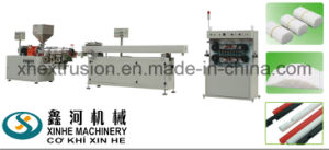 Lollipop Stick Extrusion Line/Lollipops Tube Plastic Extruder