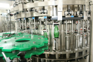 High Quality Beer Bottle Filling Equipment Production Line pictures & photos