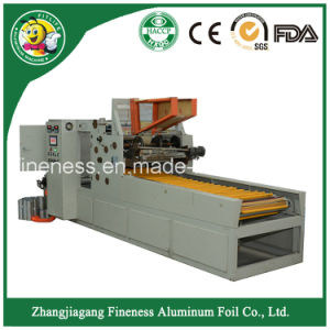 Automatic Machine for Aluminium Foil Cutting and Making