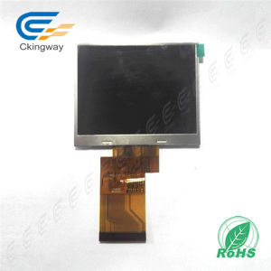 "3.5"" 240*320 300 CD/M2 54 Pin TFT Display for Medical Equipment pictures & photos"