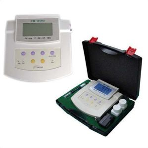 Multiparameter Bench Top pH Meter with Ce Certificate (pH-2603) pictures & photos