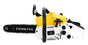 Gasoline Chain Saw (TK-3801) /Chain Saw/Chainsaw (38CC) /Gasoline Chainsaw pictures & photos