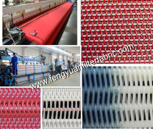 Paper Machine Clothing: Plain/Spiral Weave Dryer Fabric / Belt / Conveyor