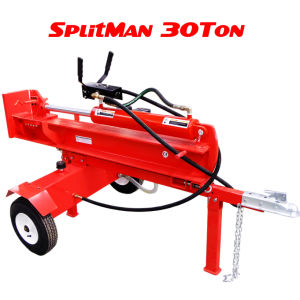 Splitman Vertical and Horizontal Log Splitter pictures & photos