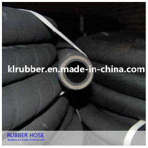 Rubber Sandblast Hose with SGS Certification pictures & photos