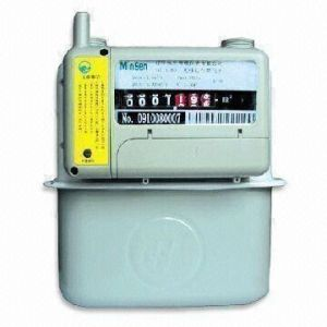 Wireless Remote Intelligent Gas Meter With High-Speed Transmission and Ultra Low Power Consumption-GS4 pictures & photos