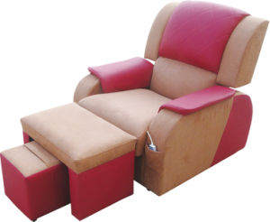 Foot Massage Chair With PU Leather / Cloth (SF-002) pictures & photos