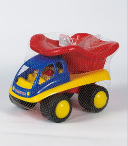 Plastic Beach Sand Toys/ Car with En71