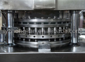 Zp-45A High Efficiency Rotary Tablet Press Machine pictures & photos