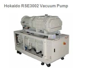 Vacuum Extraction Machine Used Hokaido Dry Screw Vacuum Pump (RSE3002)