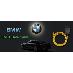 for BMW Enet (Ethernet to OBD) Interface Cable E-Sys Icom Coding F-Series