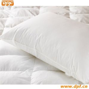 Competitive Price Comfortable Polyester Microfiber Pillow pictures & photos
