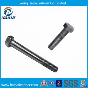 High Strengthen DIN931 Stainless Steel Hex Bolt with Partical Thread pictures & photos