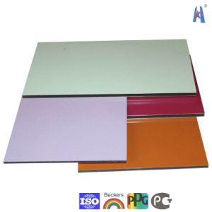 Competitive Price ACP Megabond PE PVDF Aluminium/Aluminum Composite Panel pictures & photos