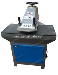 Gsb-2c Hydraulic Swing Arm Cutting Machine pictures & photos
