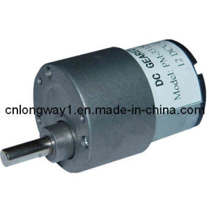 PMDC Gear Motor (PM-33) pictures & photos