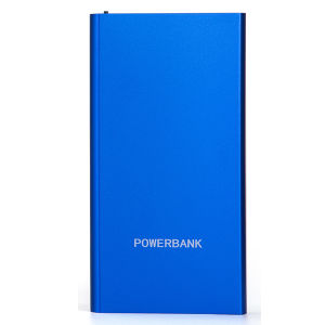 Full 10000mAh Power Bank Dual Data Ports Micro and Lightening pictures & photos