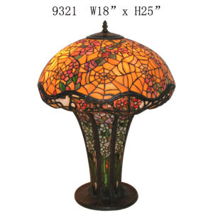 Tiffany Table Lamp (9321)