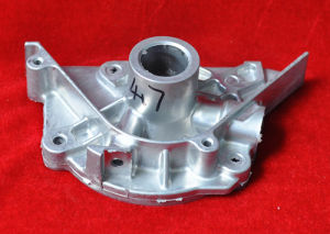 Building Use Water Pump Aluminum Die Casting of Parts