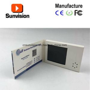 China custom mini 24 inch lcd video brochure business card video custom mini 24 inch lcd video brochure business card video greeting card reheart Images