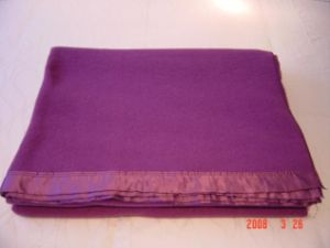 Pure New Zealand Wool Blanket (0102)