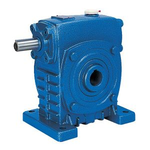 Single Worm Speed Reducer Gearbox