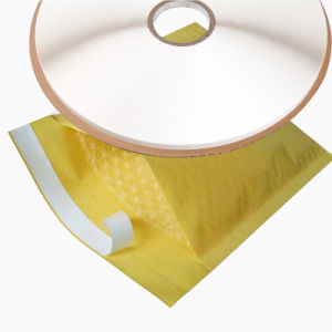 Strong Adhesive Sealing Tape for Poly Bubble Mailers (SJ-HC104) pictures & photos