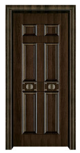 Interior Steel Wooden Door (FXGS-075) pictures & photos
