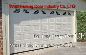 Finger-Protection Safety Garage Door --- European Union CE Quality Certificate
