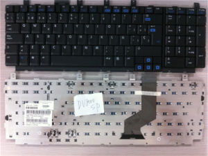 for HP DV8000 DV8100 DV8200 DV8300 Black Sp N/a Laptop Keyboard