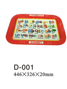 Tin Plate Tray (D-001)